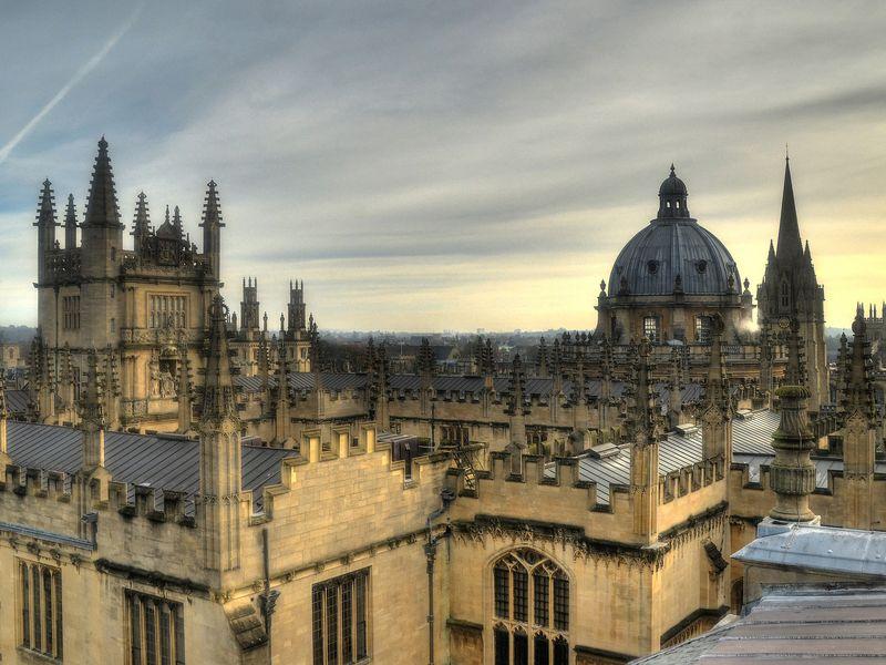 Экскурсия Из Лондона в Оксфорд и обратно!