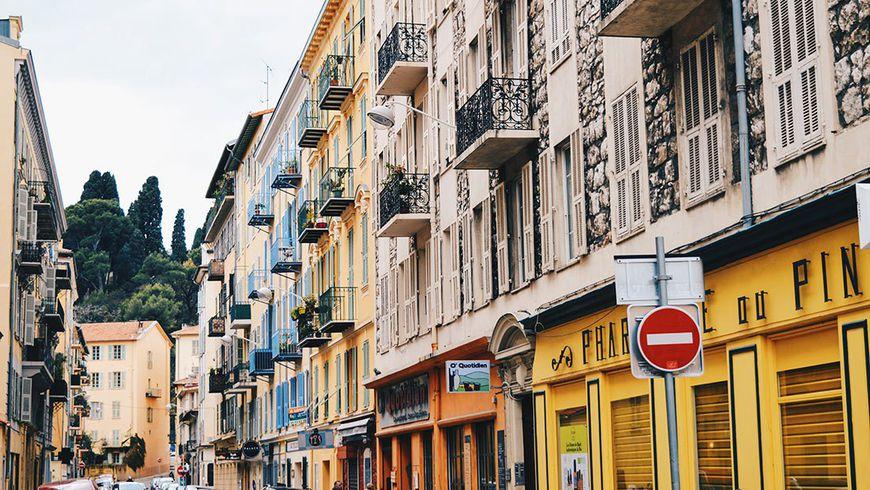 Ницца— прогулка поСтарому городу