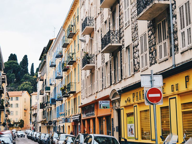 Экскурсия Ницца— прогулка поСтарому городу