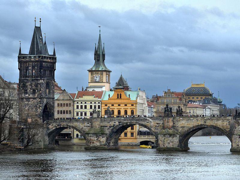 Экскурсия Влюбиться в Прагу за 2 часа