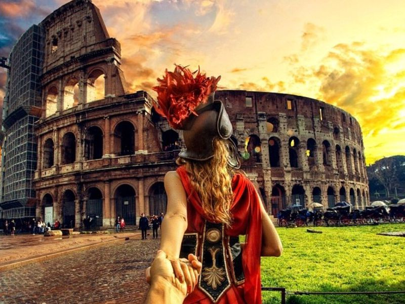 Экскурсия Весь Рим: путешествие сквозь века за один день