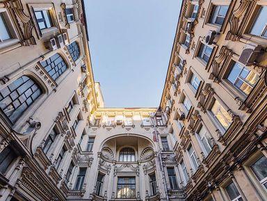 Душа Москвы вскрытых дворах ипереулках