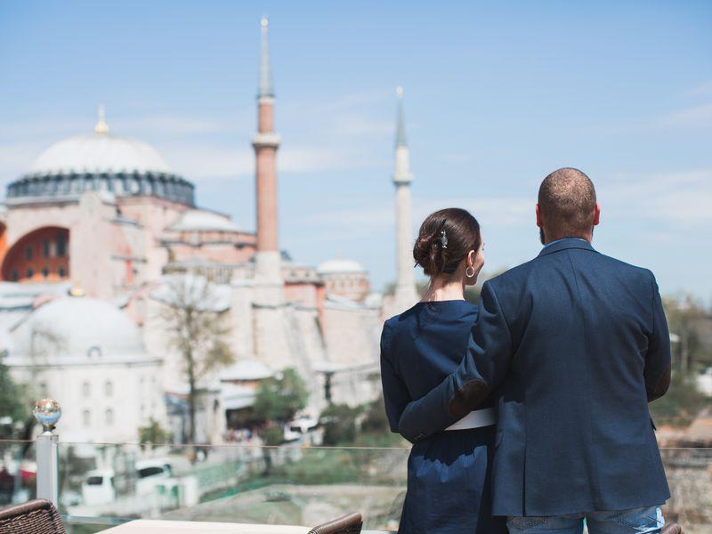 Экскурсия Фототур по Стамбулу «Love-story»