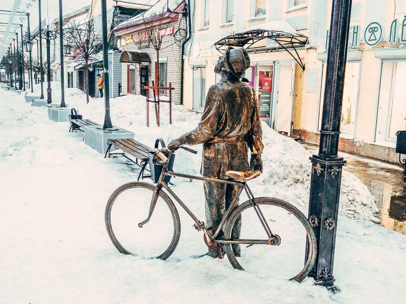 Экскурсия Циолковский life, или космическая прогулка по Калуге