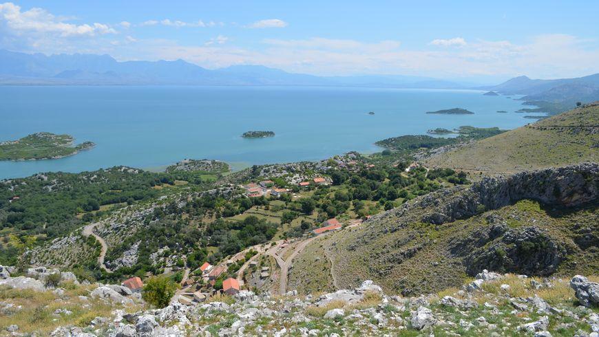 Панорамы Скадарского озера и Вулканический пляж
