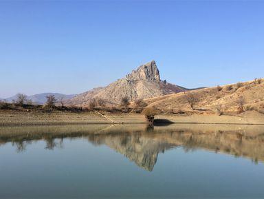 Треккинг по горам долиныАй-Серез