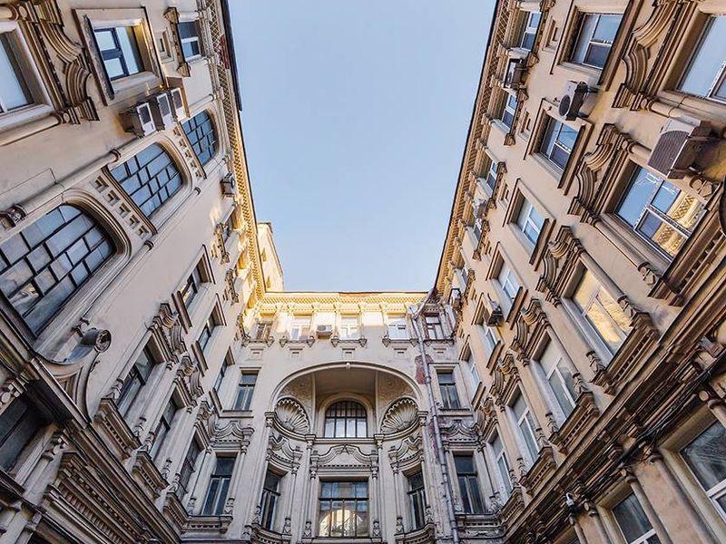 Экскурсия Душа Москвы вскрытых дворах ипереулках