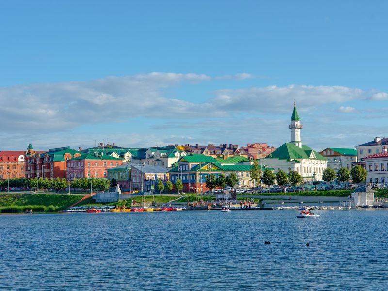 Экскурсия Старо-Татарская слобода: все краски татарской культуры