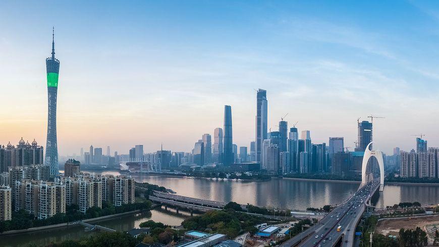 Гуанчжоу со всех сторон