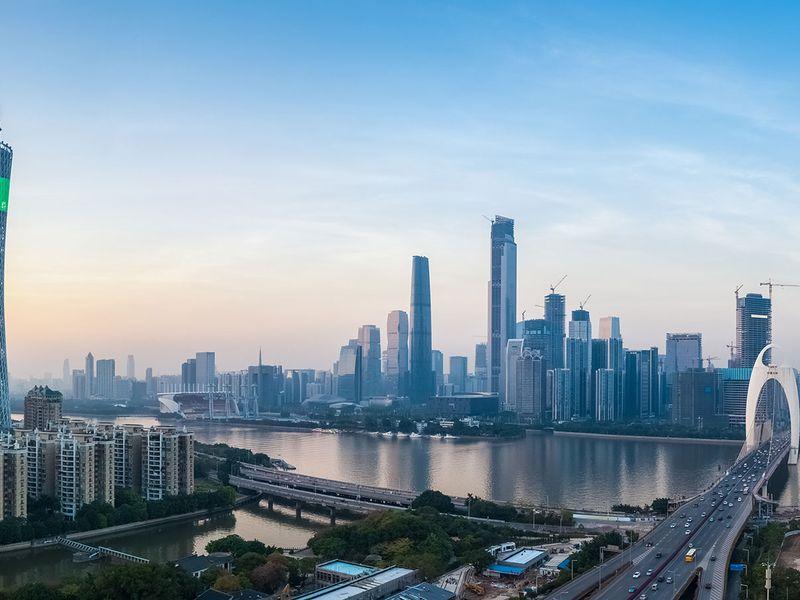 Экскурсия Гуанчжоу со всех сторон