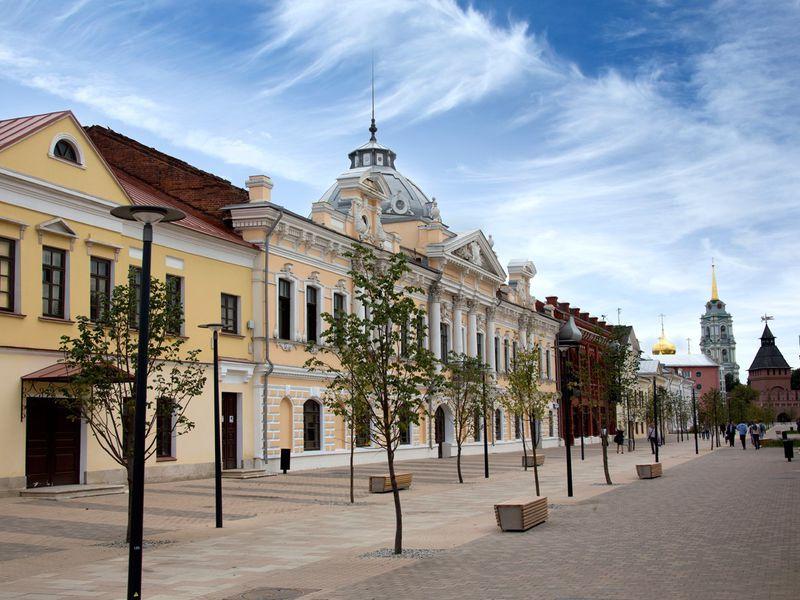 Экскурсия Купеческая Тула: старинные улочки, кремль и мастер-класс