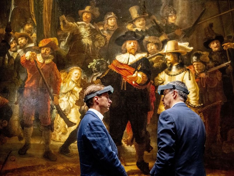 Экскурсия Ночной Дозор и компания. Rijksmuseum и история мужчин