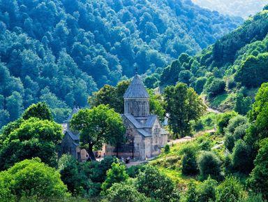 Маленькая «Швейцария» в Армении