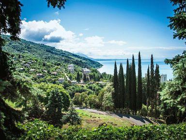 Летние сказки Абхазии