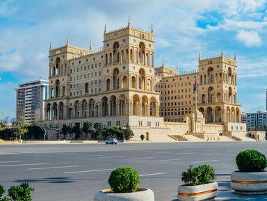 Авто-пешеходная экскурсия «Япокажу тебе Баку!»