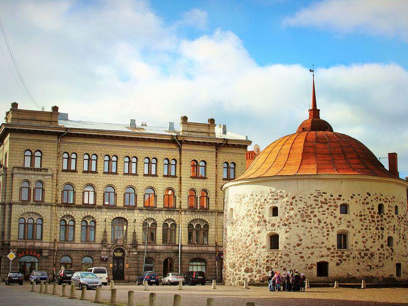 Экскурсия Погружение в атмосферу единственного шведского города в России