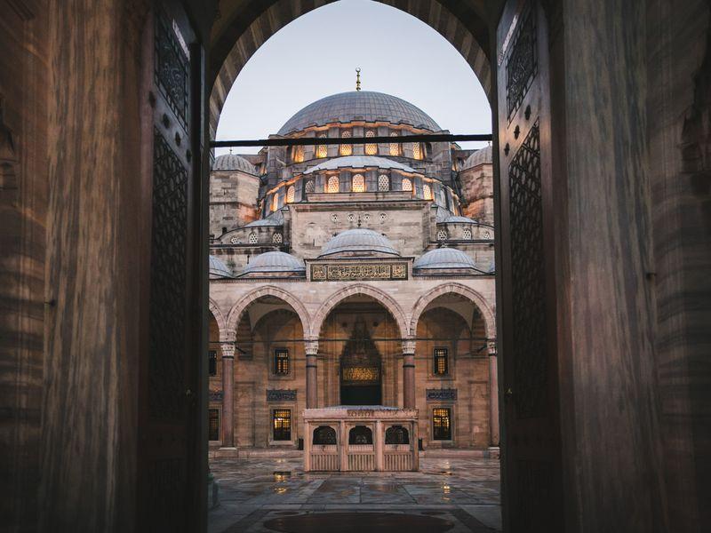 Экскурсия Что посмотреть в Стамбуле за 5 часов!