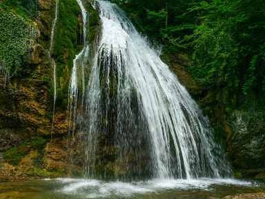 Наедине с природой: водопад Джур-Джур