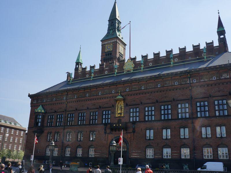 Экскурсия Копенгаген с высоты птичьего полета