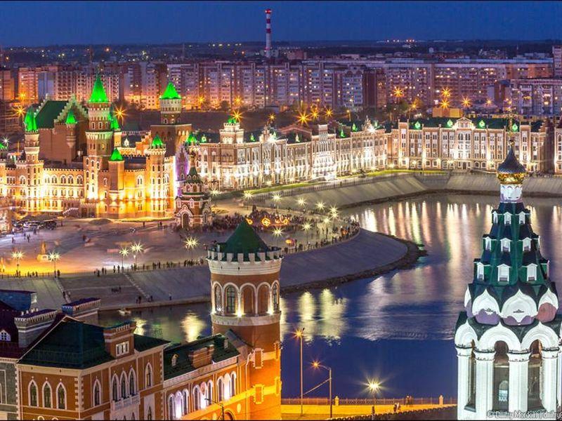 Экскурсия Йошкар-Ола – мозаика визитных карточек Европы