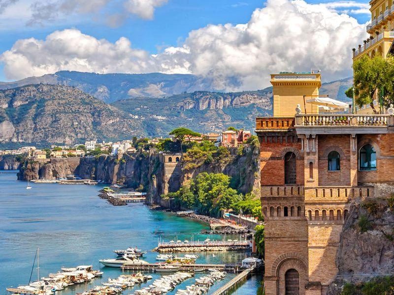 Экскурсия Неаполь — самое интересное