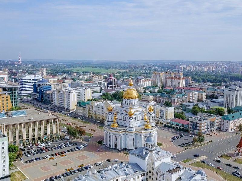 Экскурсия Добро пожаловать в Саранск!