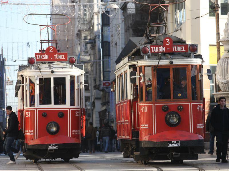 Экскурсия Покорение Стамбула на общественном транспорте