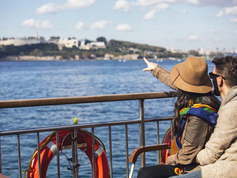 Экскурсия Босфор, красоты и еда: приятное путешествие по Стамбулу