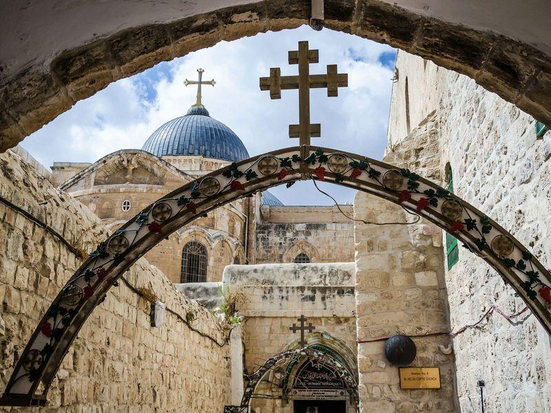 Экскурсия Иерусалим и Вифлеем: земной путь Христа
