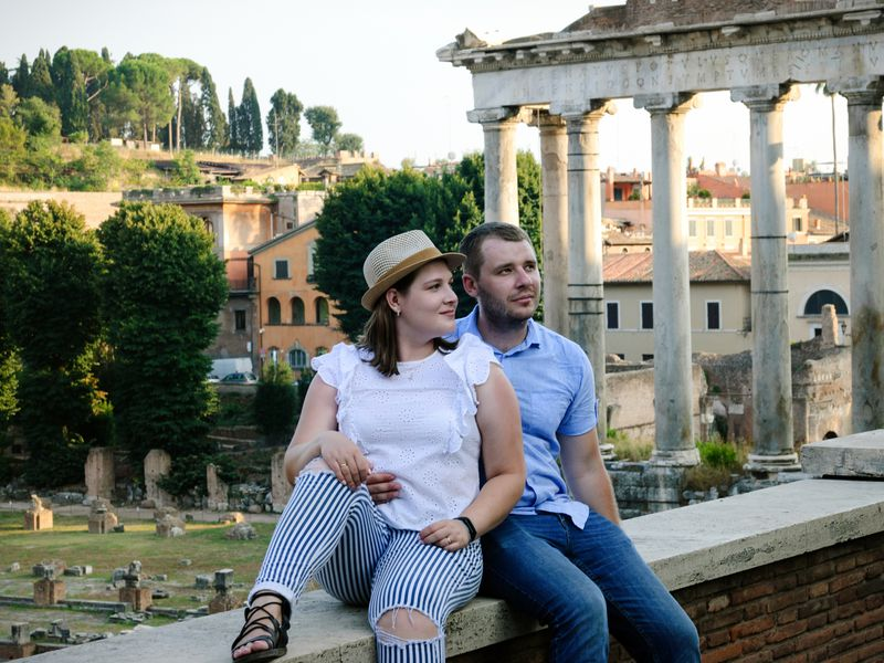 Экскурсия Фотопрогулка по Древнему Риму