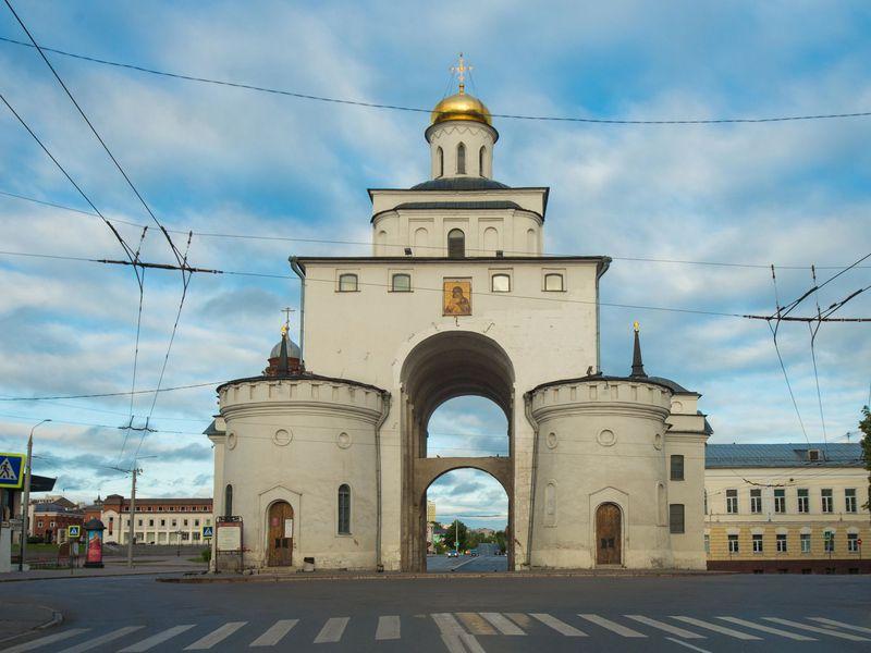 Экскурсия Владимир — средневековая столица Руси