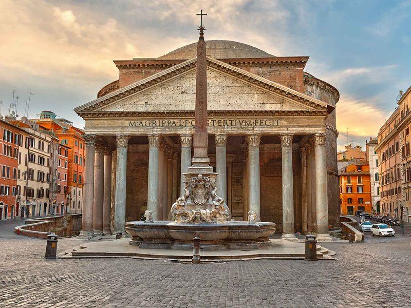 Экскурсия От Колизея до Пантеона: тайны античного Рима