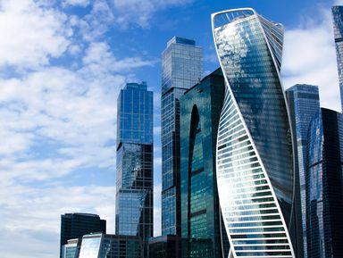 Москва-Сити со всех сторон