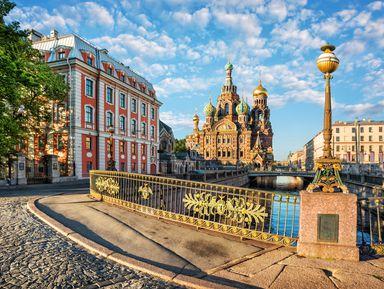 Загадки канала Грибоедова