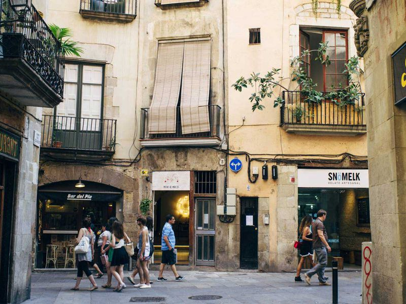 Экскурсия Барселона — путешествие во времени