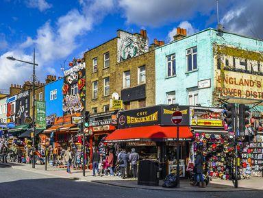 Лондон наизнанку