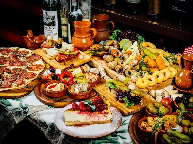 Экскурсия Вкусная Барселона