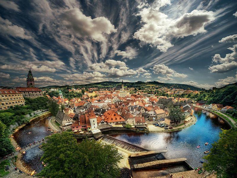 Экскурсия Чешский Крумлов. Красота за пределами Праги
