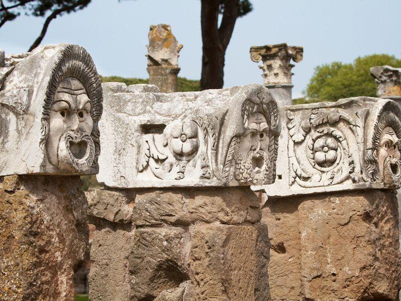 Экскурсия Остия-Антика: будни античного полиса