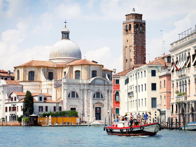 Экскурсия Ежедневная прогулка по Венеции