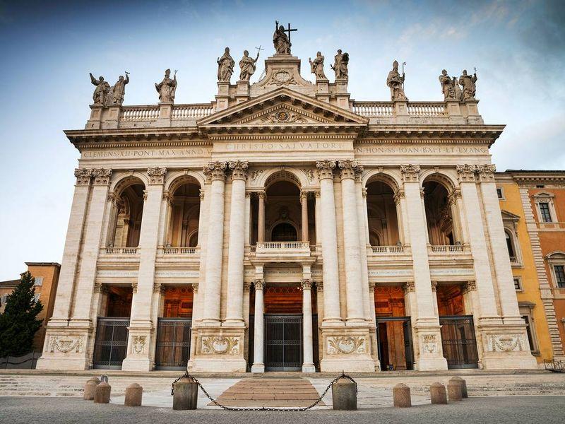 Экскурсия От ворот до ворот: обзорная экскурсия по Риму
