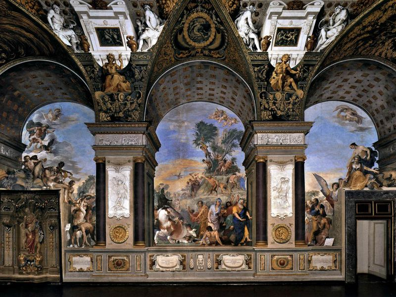 Экскурсия Интерьеры и шедевры палаццо Питти