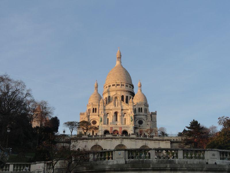 Экскурсия Монмартр: «эффект присутствия»