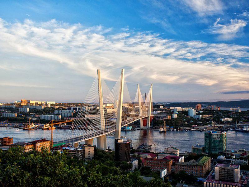Экскурсия Весь Владивосток за один день. Групповая экскурсия