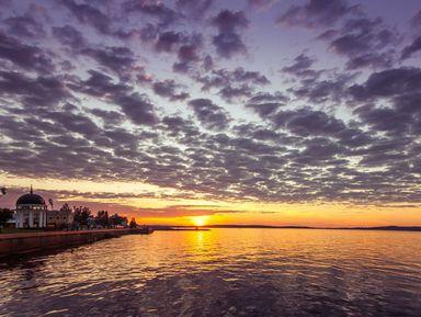 Душевная прогулка по Петрозаводску