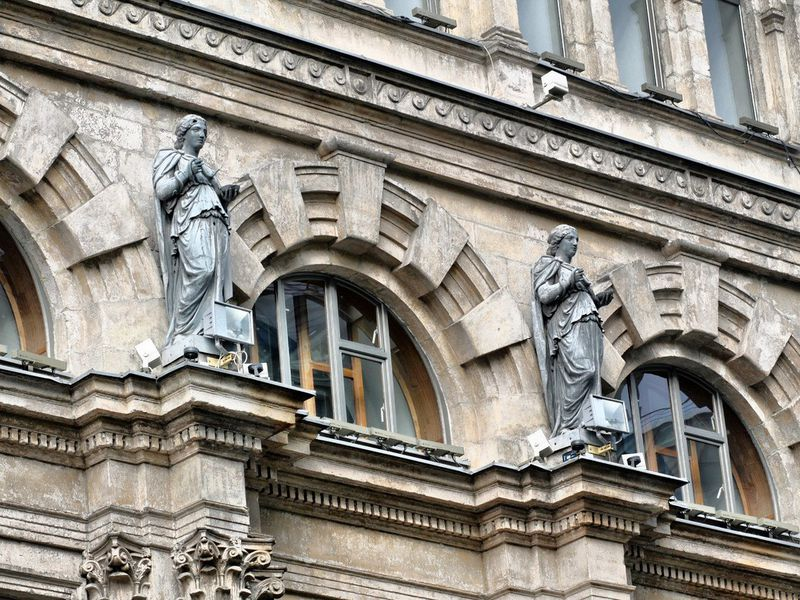 Москва: отуличных калачей допалат Романовых