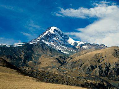Дорога кседовласому Казбеку— путешествие, которое будет вам сниться