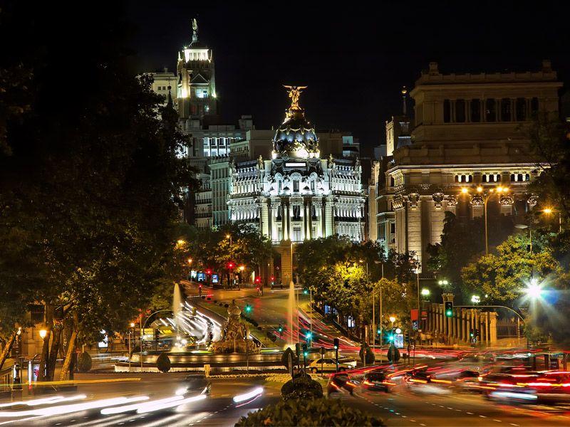 Фото Мадрид для одного