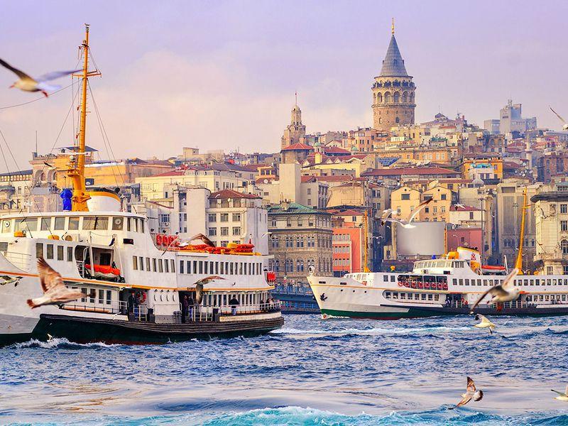 Экскурсия Роскошный Стамбул