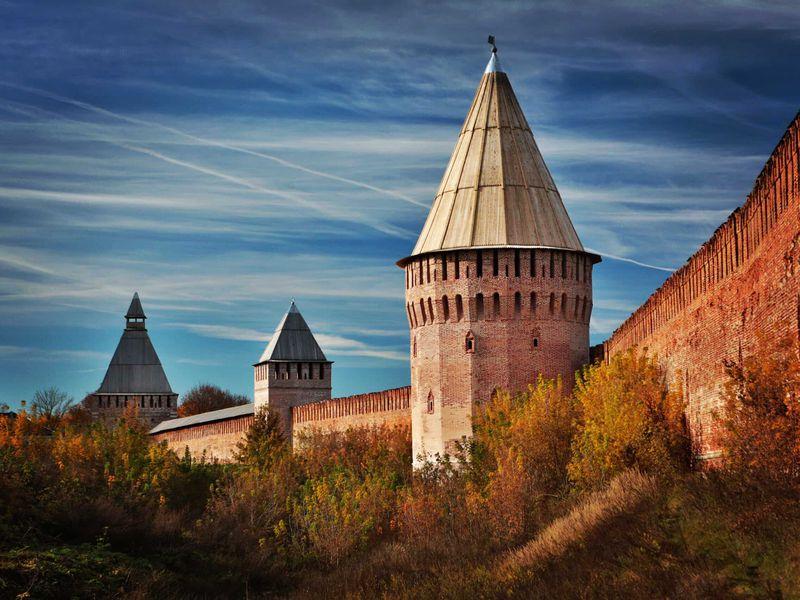 Экскурсия Смоленск сквозь века